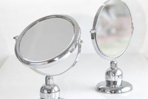 Magnified Mirrors