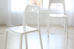 Dining Chairs  8 Pieces @ 16x16x33