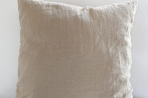 Linen Pillow   3 Pieces @ 18""